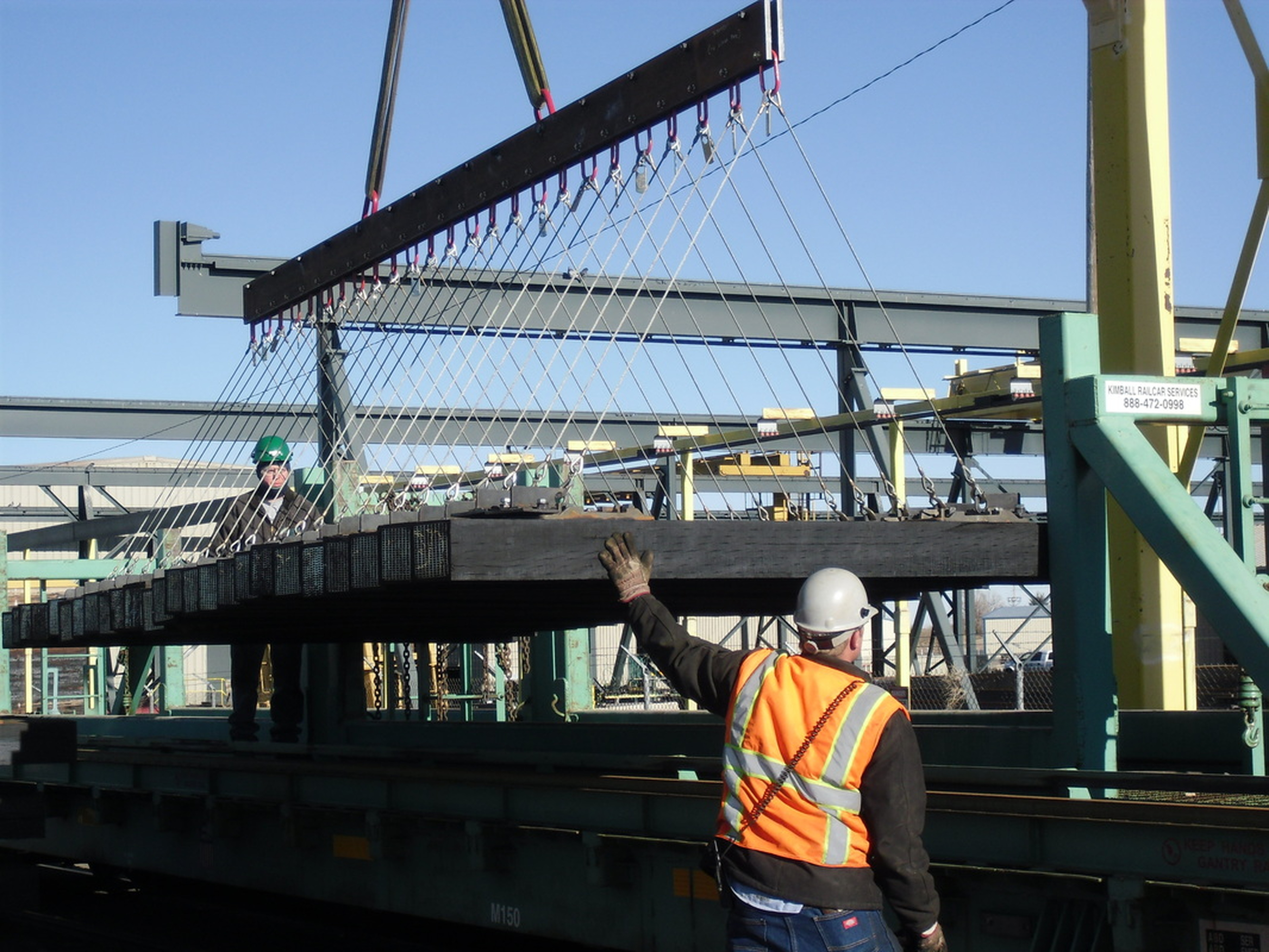 Special Lifting Hoisting Certified by JAG Engineering
